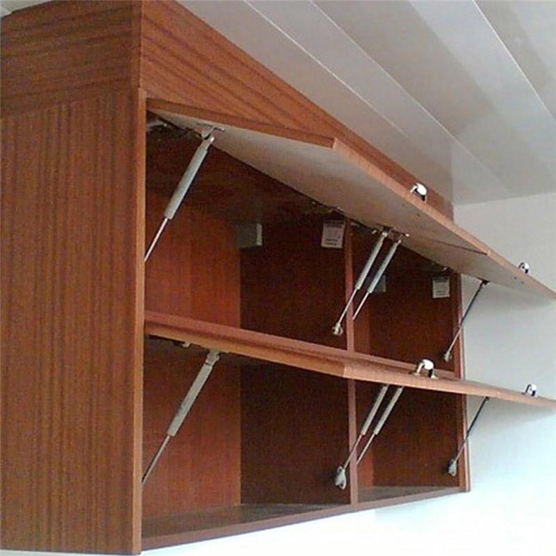 [해외]부엌 찬장 화이트 핫 판매 홈 장식 도어 리프트 공압 지원 유압 가스 스프링 그대로/Home decor Door Lift Pneumatic Support Hydraulic Gas Spring Stay for Kitchen Cabinet White  hot sal