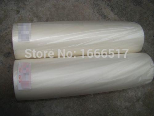 [해외]라미네이팅 기계 (30) 마이크에 대한  2 롤스 25 X 656 및 광택 밥 혜성 핫 라미네이팅 필름 1 코어/Free shipping 2 Rolls 25&x 656& Glossy Bopp Hot Laminating Film 1& Core for Laminat