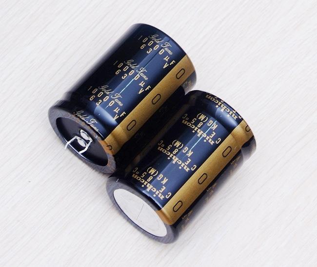 [해외]10000UF / 63V의 NICHICON KG I 형은 고급 오디오 전해 콘덴서의 많은 수의 자리/10000UF/63V nichicon KG type I spot a large number of advanced audio electrolytic capacito