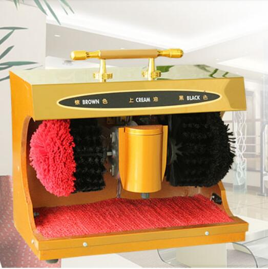 [해외]브러쉬 유도 구두 클리닝 기계 연마  가전 제품/Free shipping Household Appliances Polishing Brush Induction Shoe Cleaning Machines