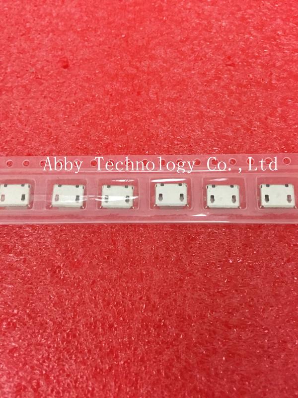 [해외]100pcs 마이크로 USB 5P, 5 핀 마이크로 USB 잭, 5Pins 마이크로 USB 커넥터 꼬리 충전 소켓/100pcs Micro USB 5P,5-pin Micro USB Jack,5Pins Micro USB Connector Tail Charging s
