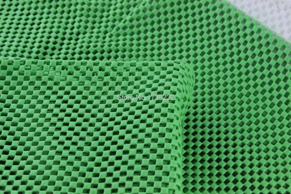 [해외]10 미터 환경 보호 PVC 슈퍼마켓 정원 물건 선반 액세서리 과일 및 야채 안티 - 크림프 비 - 슬립 그물 매트/10 Meters Environmental protection PVC Supermarket garden stuff shelf accessory f