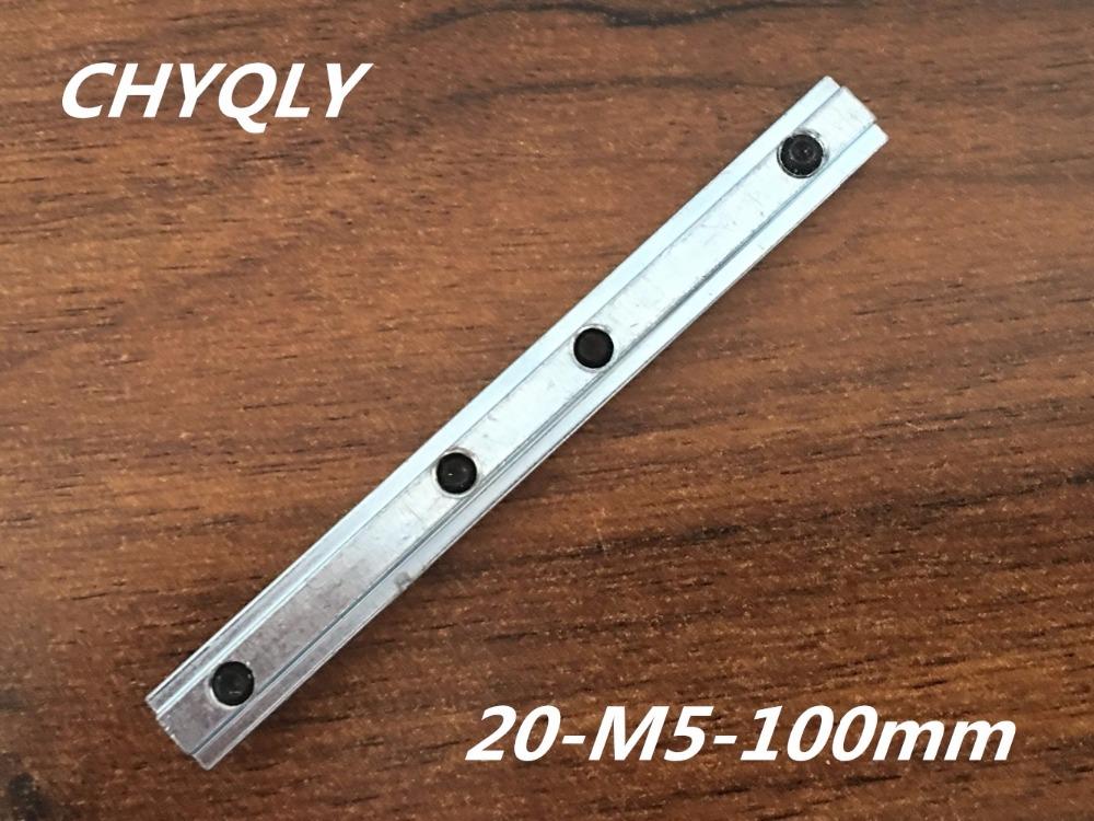 [해외]10pcs / lot 2020 알루미늄 프로파일 연결 액세서리 커넥터 LinkM5 나사 100MM/10pcs/lot 2020 Aluminum Profile Connection Accessories  Connector LinkM5 Screw 100MM