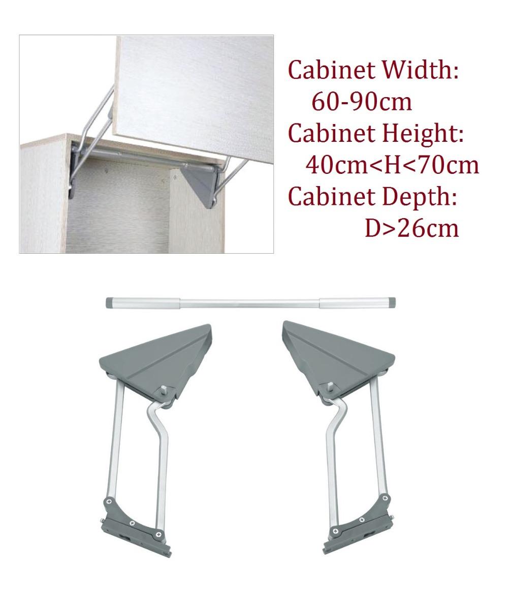 [해외]Premintehdw 들어 올리십시오기구 지원 uplifter 부엌 가구 장 부드럽게/Premintehdw lift up Mechanism support uplifter kitchen furniture cabinet soft