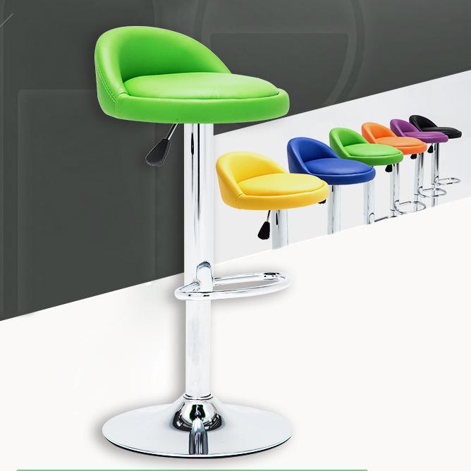 [해외]도매 패션 PU 조정 스위블 바 의자 유압 의자 소프트 편안한 높이 조절을/Wholesale  Fashion PU Adjustable Swivel Bar Stool Hydraulic Chair Soft Comfortable Height Adjustable