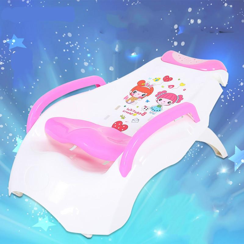 [해외]엑스트라 라지 샴푸 의자 아기 샴푸 라운지 조절 접이식 어린이 샴푸 침대/Extra Large Shampoo Chair Baby Shampoo Lounger Adjustable Foldable Children Shampoo Bed