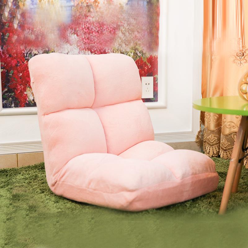 [해외]게으른 의자 층 4 색 아름다운 일본 Reclining & Zaisu & 좌석 현대 패션 레저 14 단계 Adjsutable 안락 의자 게으른 의자/Lazy Chair Floor 4 Colors Lovely Japanese Reclining &Za