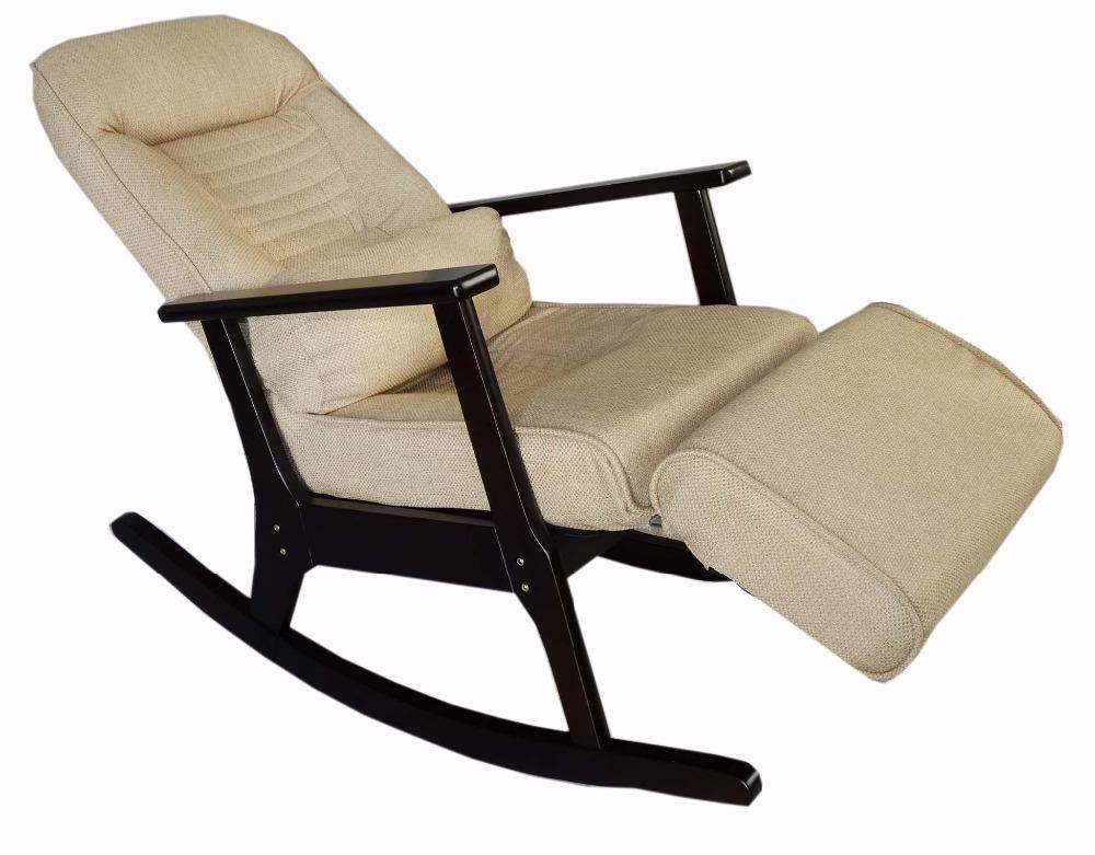 [해외]노인을목조 락 안락 의자 일본식 안락 의자 ChairFoot 의자 Armrest 현대 목조 안락 의자/Wooden Rocking Recliner For Elderly People Japanese Style Recliner ChairFoot Stool Armres