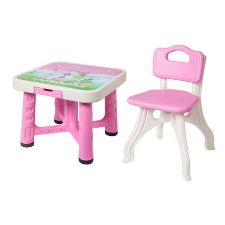 [해외]아이들 가구 세트 플라스틱 어린이 테이블과 의자 Hot 의자 크기를 사용자 정의 할 수있는 어린이 가구 세트 의자 2 개 1 세트/Children Furniture Sets plastic children table and chairs set one table t