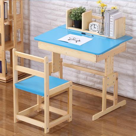 [해외]아이들이 공부할 가구 세트 2017 신감 가구 탁자 의자 1 개 1 세트 아동용 단단한 나무 어린이 가구 세트/Children Furniture Sets solid wood children table and chairs set one table one chair