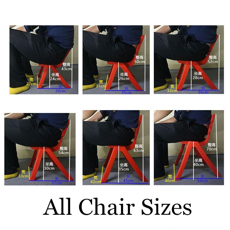 [해외]30PCS Essential Hold 100KG 30CM 앉은 키 친환경 PP 유치원 의자 안전 1-9 세 어린이를작은 안락 의자 Thicken/30PCS Essential Hold 100KG 30CM sitting height Eco-friendly PP Ki