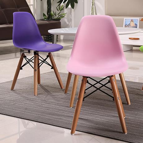 [해외]어린이 의자 어린이 가구 플라스틱 PP + 나무 유치원 식당 의자 어린이 식당 의자 56 * 30 * 26cm 품질 2018/Children chairs Children Furniture Plastic PP +wooden Kindergarten Dining Ch