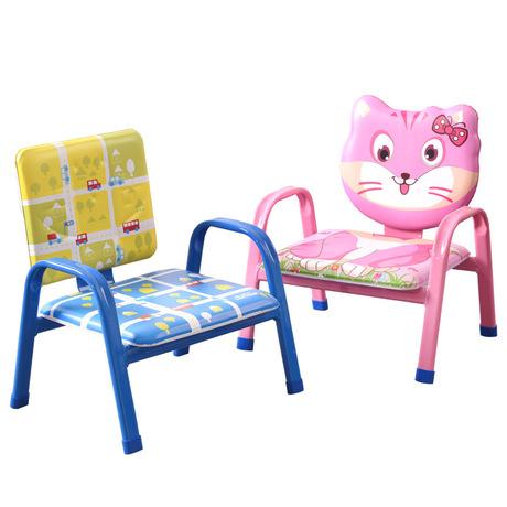 [해외]어린이 의자 어린이 가구 강철 튜브 + 나무 유치원 어린이 만화 의자 품질 2018 32 * 28 * 40cm/Children chairs Children Furniture steel tube +wooden Kindergarten Children&s cartoo