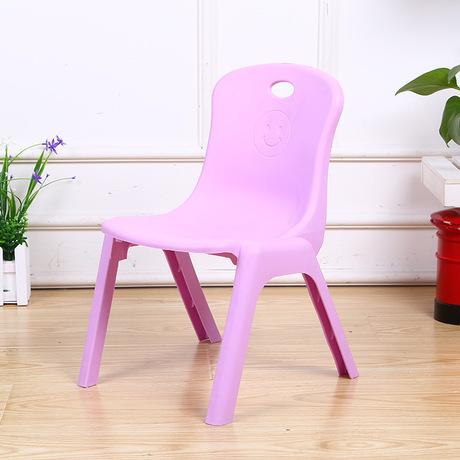 [해외]어린이 의자 어린이 가구 간단한 plsatic chid 의자 품질 2018 Hot 등 받침 유치원 의자 31 * 48.5cm/Children chairs Children Furniture Simple plsatic chid chairs quality 2018 w