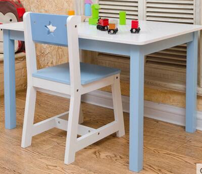 [해외]아이들의 가구 조합 한 벌 아기 & s 책상/Children&s furniture combination suit baby&s desk