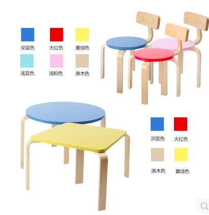 [해외]어린이 & 작은 벤치 작은 단단한 의자. 색깔. 작은 벤치./Children&s bench small solid wood chair. Colour. A small bench.