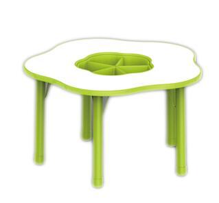 [해외]Quincunx 테이블 게임 유치원 아이들이 알아 봅니다. 수동 테이블. 테이블과 의자를 들어 올릴 수 있음/Quincunx table games kindergarten children learn. Manual table. Can lift tables and c