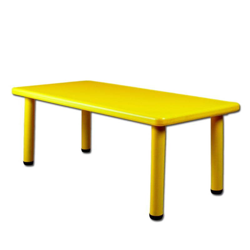 [해외]어린이 테이블 유치원 플라스틱 아이들 가구 핫 새 테이블 크기 120 * 60 * 50cm는 크기 고체 2018을 사용자 정의 할 수 /Children Tables kindergarten plastic children Furniture hot new table