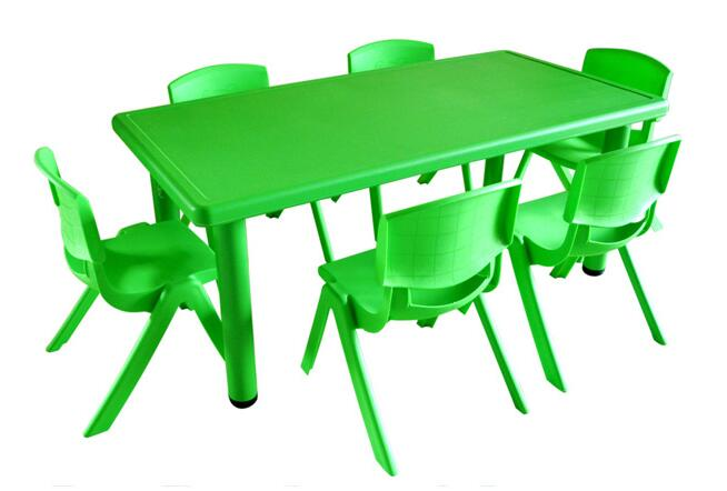 [해외]120 * 60 * 50cm 고품질 아이들 탁자 유치원 책상 의자/120*60*50cm high quality Children Tables kindergarten deskChairs