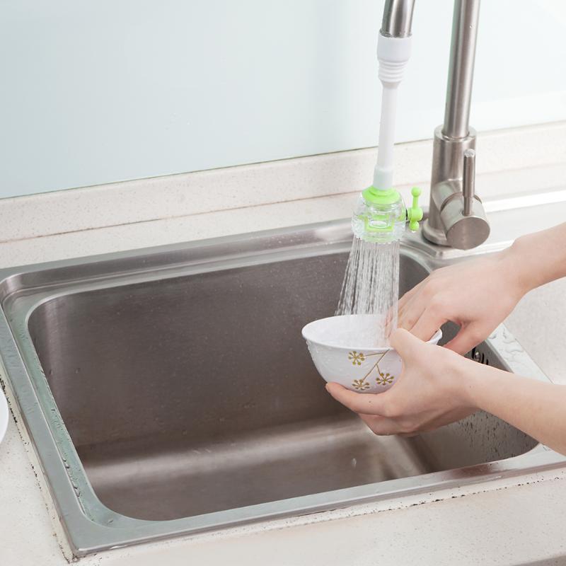 [해외]다기능 조절 식 가정용 플라스틱 수돗물 절수 샤워 욕조 스플래시 필터 샤워 헤드 부엌 수도꼭지 분무기/Multi-Function Adjustable Household Plastic Tap Water-saving Shower Bath Splash Filter Sh