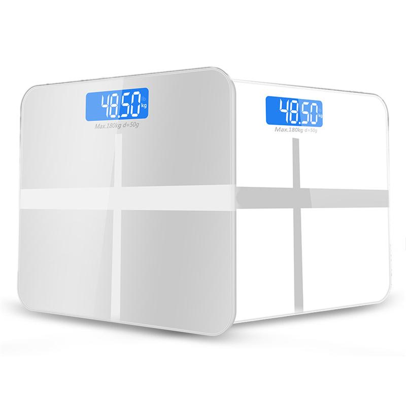 [해외]GASON (A1) 욕실 바닥은 스마트 가정용 전자 디지털 체중계 bariatric LCD 디스플레이 부문 가치 180kg = 400lb / 0.1kg/GASON(A1) Bathroom floor scales smart household electronic di