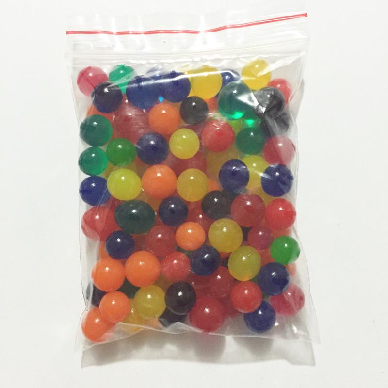[해외]50g / lot 약 100pcs 8-10mm 볼 모양 마술 궤도 식물에 대 한 물 구슬에 성장 물 볼 꽃 홈 장식 SJ8-10/50g/lot About 100pcs 8-10mm Ball Shape Magic Orbits Growing Water Balls In