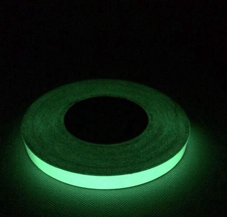 [해외]10mm X 5m 슈퍼 밝은 녹색 반사 스티커 오토바이 자동차 빛나는 테이프 반사 스트립 데칼 비닐/10mm X 5 meters super bright Green Reflective Sticker Motorcycle Car Luminous Tape Reflect