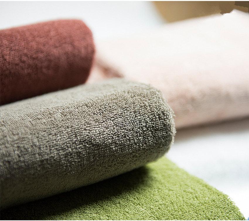 [해외]5Pcs 성인을34 * 35cm 수건 어린이 두꺼운 손 얼굴 수건 욕실 야외 여행 코튼 기본 타월/5Pcs 34*35cm Towel for Adults Children Thick Hand face Towel Bathroom Outdoor Travel Cotton