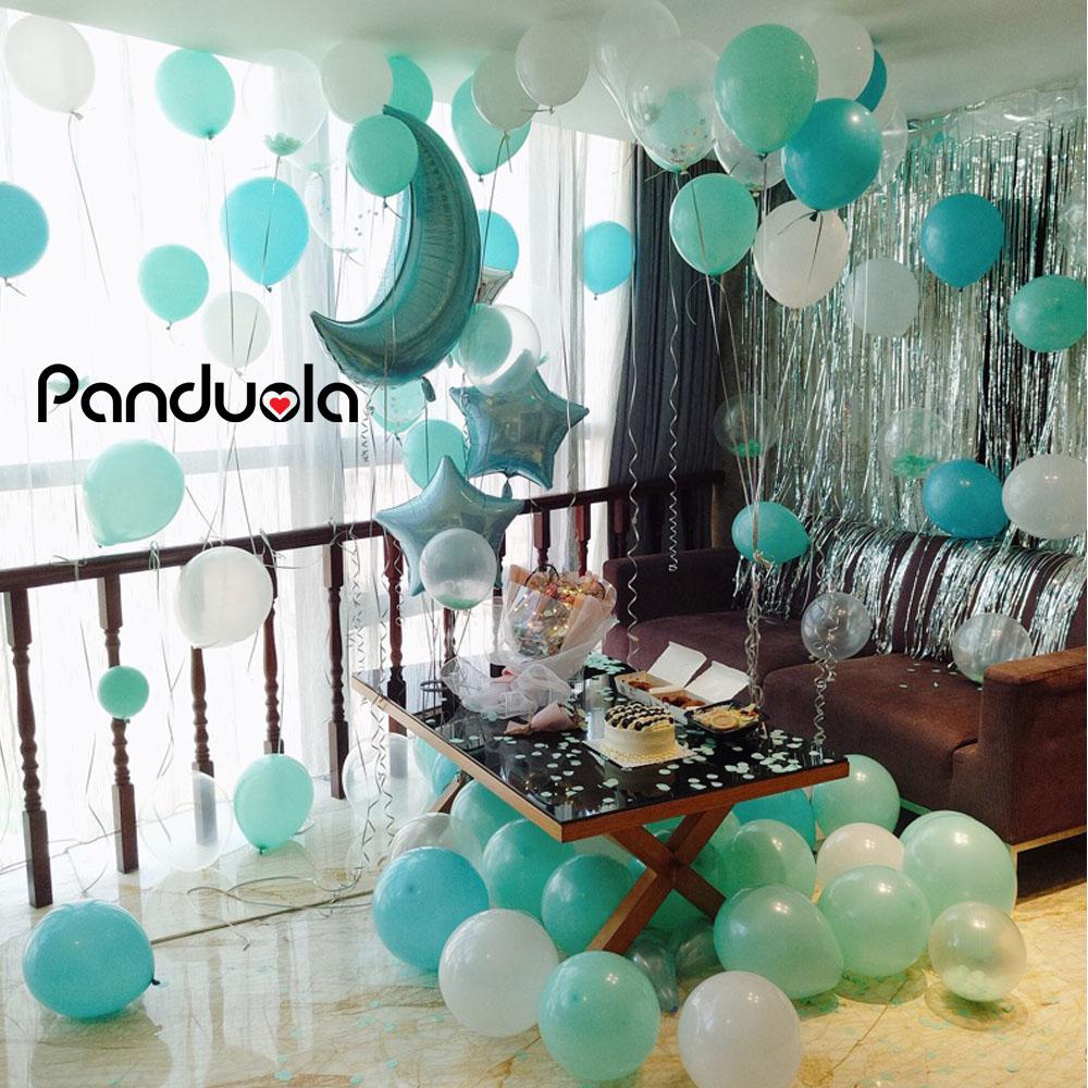 [해외]30PCS 2.2g 유니콘 파티 공기 풍선 생일 파티 용품 balony 결혼식 장식 baloons babyshower 생일 축하 풍선/30Pcs 2.2g unicorn party air balloons birthday party supplies balony we