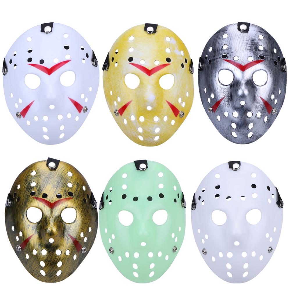 [해외]마스카라 Jason Masks Dance Gathering Jason Mask 공포 웃긴 가면 파티 파티 용품 마스크 장식 용품/Mascara Jason Masks Dance Gathering Jason Mask Horror Funny Mask Masquerad
