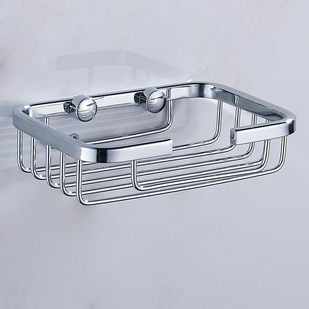 [해외]우수한 공간 알루미늄 비누 접시 욕실 액세서리 벽 마운트 비누 상자 아노다이징 표면 주방 비누 홀더/Superior Space Aluminum Soap Dish Bathroom accessories Wall mounted soap box Anodizing Sur