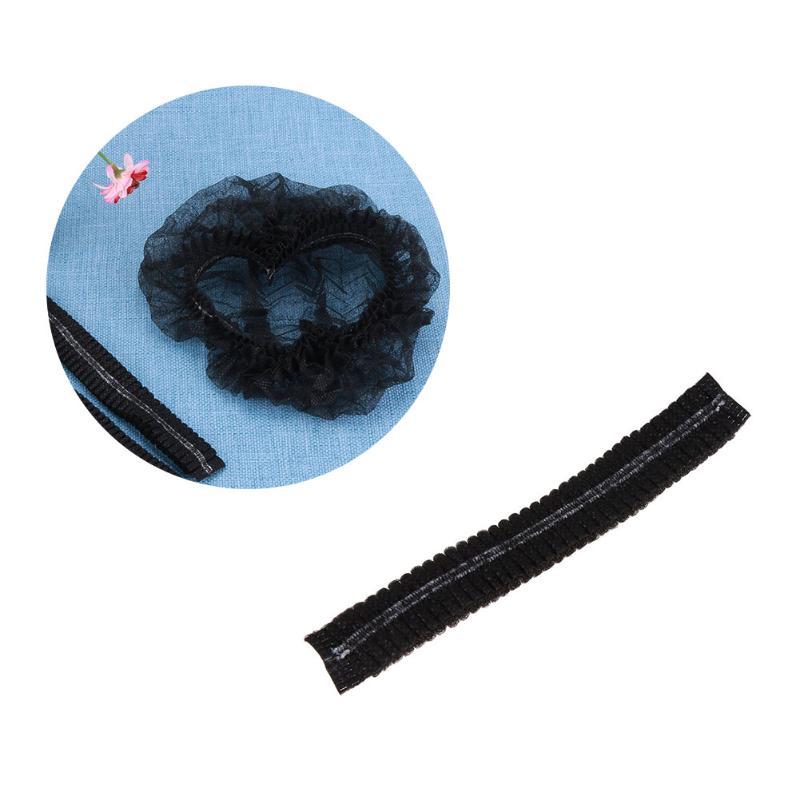 [해외]?100pcs 샤워 캡 플라스틱 일회용 목욕 모자 여성 홈 방수 샤워기 클리너 모자 일회용 탄성 입욕제 E5M1/ 100pcs Shower cap Plastic Disposable Bath Hat Women Home Waterproof Shower Cleaner
