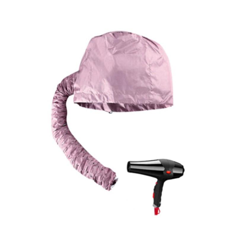 [해외]헤어 드라이어 보닛 캡 소프트 후드 어 테치먼트 헤어 케어 헤어 드레싱 모자 퍼머 헬멧 사우나 캡 헤어 샤워 캡/Hair Dryer Bonnet Caps Soft Hood Attachment Hair Care Hairdressing Hat Perm Helmet