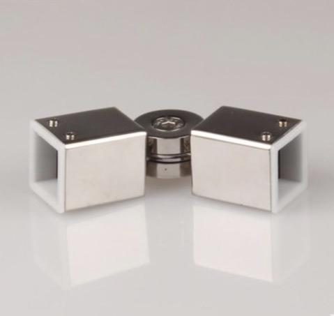 [해외](25mm 튜브) 304 스테인레스 스틸 사각 튜브로드 액세서리 욕실 square 활동 코너/( 25mm tube )304 stainless steel square tube rod accessories Bathroom square Activity corner