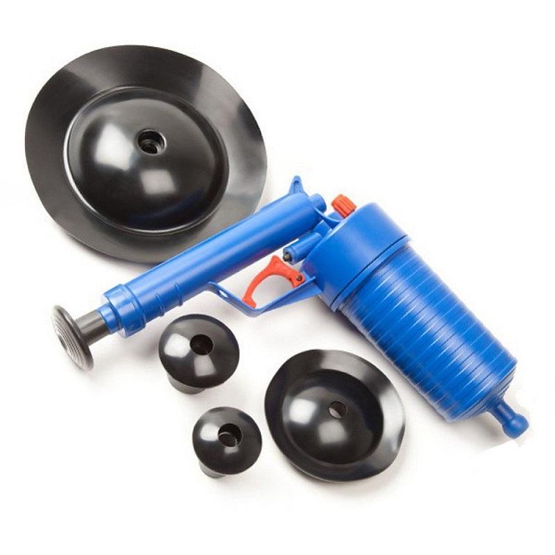 [해외]화장실 화장실 주방 드레인 블래스터 펌프 플런저 하수도 싱크 파이프 막힘 제거제/Toilets Bathroom Kitchen Drain Blaster Pump Plunger Sewer Sink Pipe Clog Remover