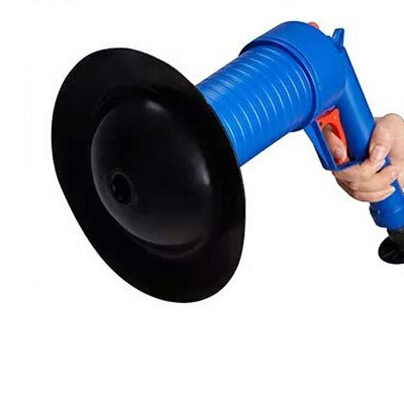 [해외]고압 공기 드레인 블래스터 펌프 플런저 싱크 파이프 막힘 제거제 툴 키트 세트/High Pressure Air Drain Blaster Pump Plunger Sink Pipe Clog Remover Tool Kit Set