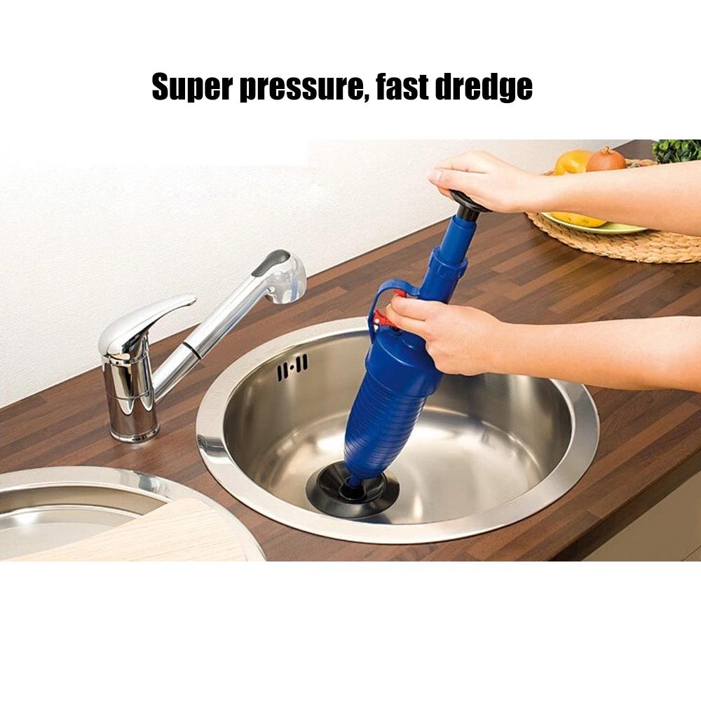 [해외]가정용 주방 하수도 화장실 화장실 준설 장치 고압 수동식 방아쇠 버스터 파이프 라인 준설 클리너 도구/Household Kitchen Sewer Bathroom Toilet Dredging Device High Pressure Manual Trigger Drai