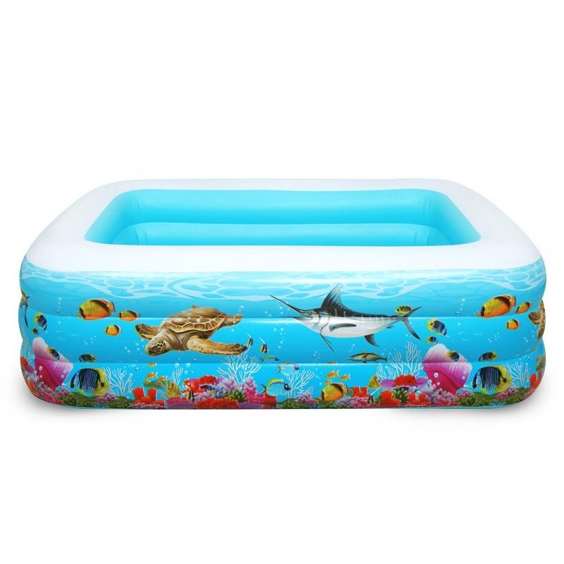 [해외]풍선 욕조 슈퍼 바다 볼 짙어지면서 가족 대형 성인 놀이 수영 수영장/inflatable bathtub super ocean ball thickening family large adult play swiming pool