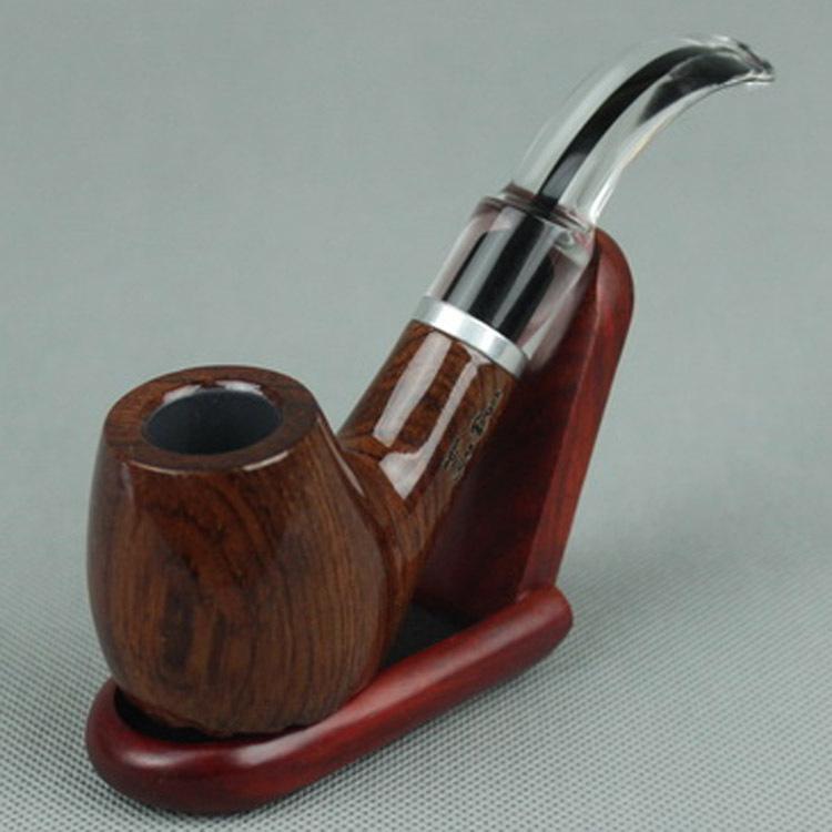 [해외]자단 파이프, 절곡 형 금연 파이프, 손 담배 파이프, 나무 담배 흡연 파이프/Red sandalwood pipe, Bending Type smoking pipe,hand tobacco pipe,wooden tobacco smoking pipes