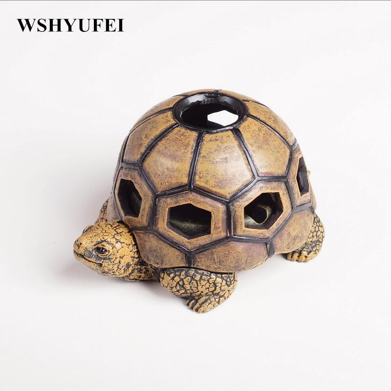 [해외]크리 에이 티브 개성 거북이 재떨이 커버 남자 친구 선물 실용적인 깜짝 가정 장식 커피 테이블 장식/Creative personality turtle ashtraya cover boyfriend gifts practical surprise home decorat