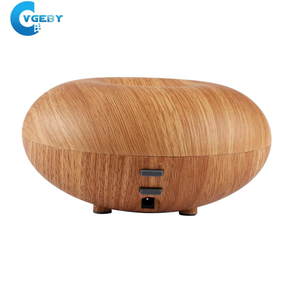 [해외]오리지널 USB 초음파 공기 가습기 정수기 에센셜 오일 디퓨저 아로마 공기 쿨 안개 메이커 140ML Office 홈/Original USB Ultrasonic Air Humidifier Purifier Essential Oil Diffuser Aroma Air