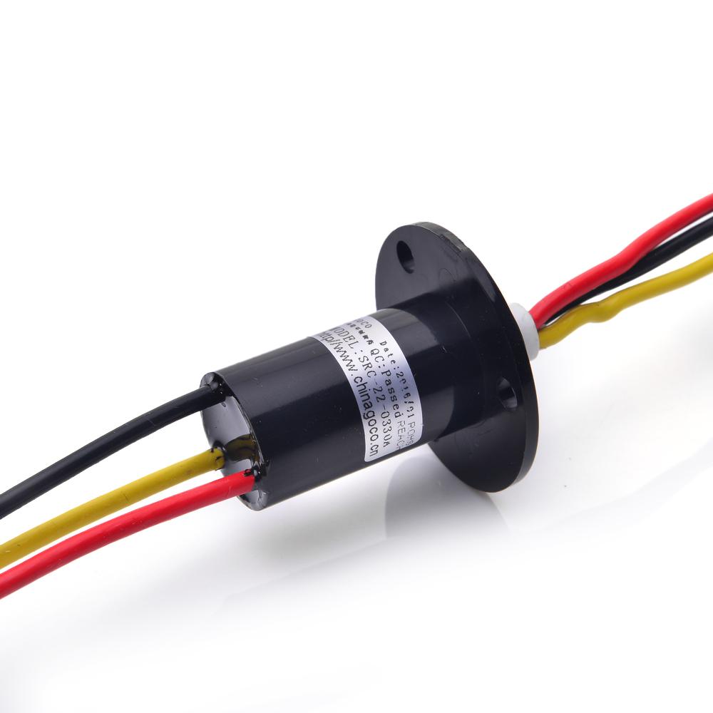 [해외]3 방향 30A 회전 테이블 링 풍력 피치 전도성 슬립 링 링 브러시 컬렉터 링 회전 링 링/3 way 30A rotary table ring wind power pitch conductive slip ring ring brush collector ring ro