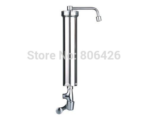 [해외]유럽?? 스타일의 수돗물 정수기 + 보편적 인 탭 수도꼭지 커넥터 + 0.1 ㎖ 세라믹 결합 KDF 필터/Europe style tap water purifier+universal tap faucet connector+ 0.1ml ceramic combined