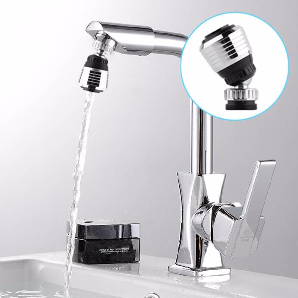 [해외]360 회전 워터 필터 수도꼭지 노즐 스위블 워터 절약 탭 에어 레이터 수도꼭지 노즐 필터 워터 Bubbler 주방 악세사리/360 Rotate Water Filter Faucet Nozzle Swivel Water Saving Tap Aerator Faucet