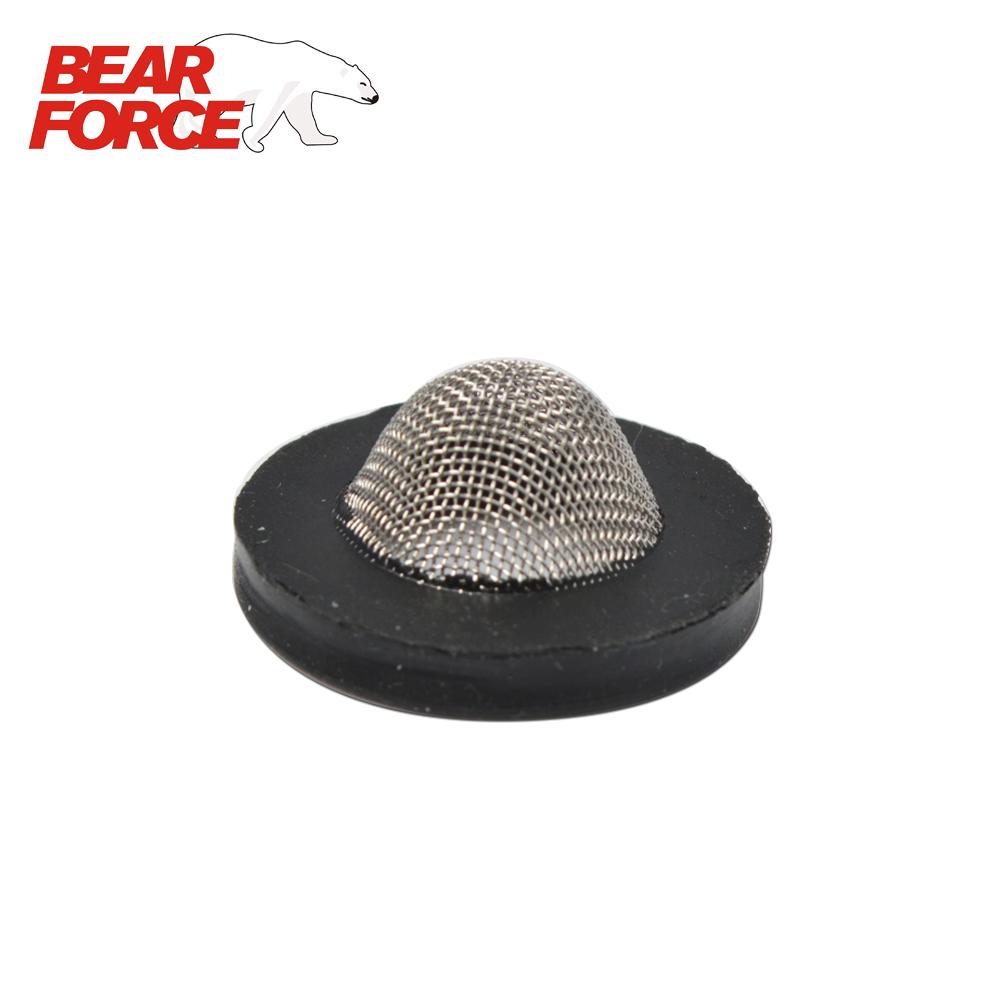 [해외]고압 세척기의 물 유입구 용 고무 링 스테인레스 스틸 메쉬 필터/Rubber-Ring Stainless Steel Mesh Filter for Water Inlet Connector of High Pressure Washers