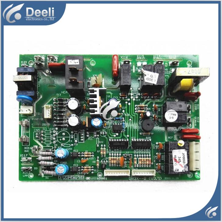 [해외]판매 B 버전 3.0 3.1 V4.1 보드 -  100 % 에어컨 회로 보드 마더 보드 3453 GR3X 테스트/Free shipping 100% tested for air conditioner circuit board motherboard 3453 GR3X--
