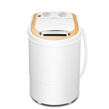 [해외]2.6KG 전기 미니 의류 세탁기 상단 로딩/2.6KG Electric mini clothes washing machine top loading