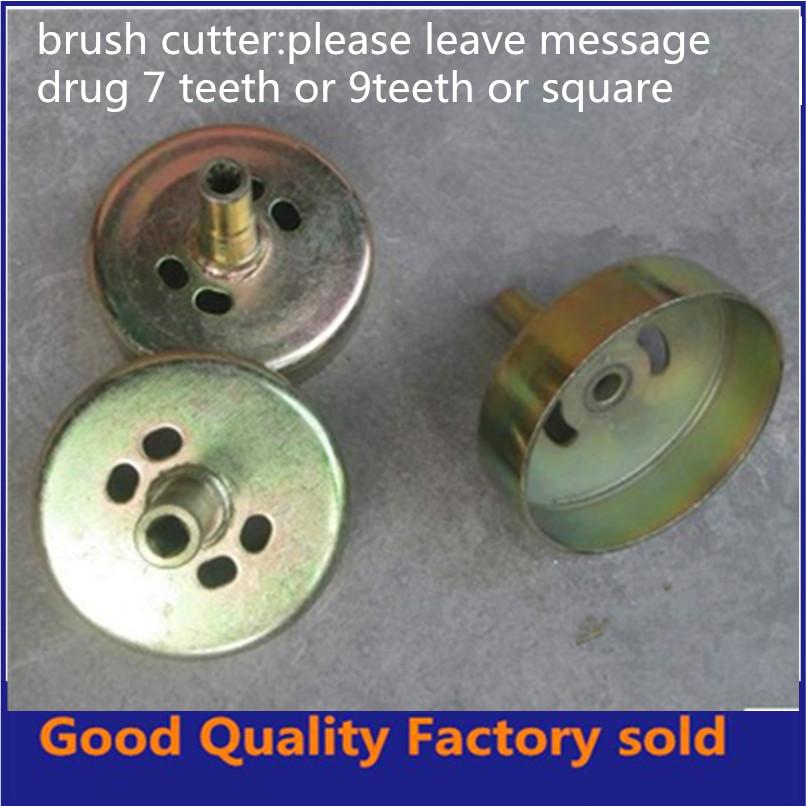 [해외]클러치 드럼 7T 1 개, FIT CG430 BG430 STRIMMER TRIMMER BRUSH CUTTER/clutch drum 7T 1 pcs  TO FIT CG430 BG430 STRIMMER TRIMMER BRUSH CUTTER