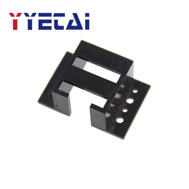 [해외]130 (180) 작은 모터 모터 고정 브래킷 기어 박스 모터 브래킷 diy 기술 소품 /130 (180) small motor motor seat fixed bracket gear box motor bracket diy technology small produ