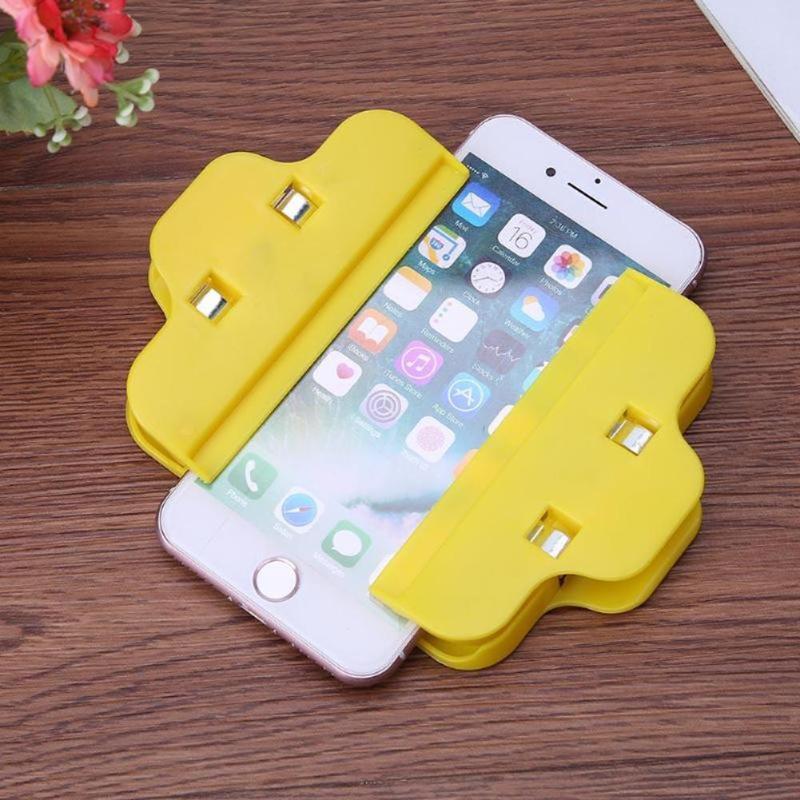 [해외]4pcs / set 고정 클램프 휴대 전화 수리 도구 플라스틱 클립 정착물 고정 태블릿 전화 LCD 화면 클램프/4pcs/set Fastening Clamps Mobile Phone Repair Tools Plastic Clips Fixture Fastening